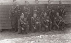 10th RS at Berwick 1915
