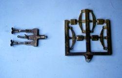 MMW brass casting