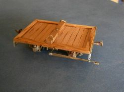 Completed 0n30 N wagon