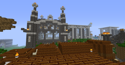 Arena Complex