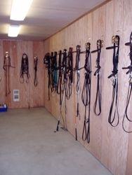 Client Tack Room