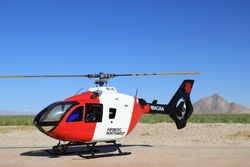 TR450 in EC135 body