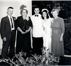 Leo and Margaret Wedding