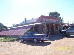 Silverton pub....