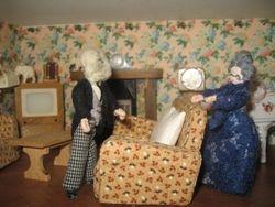 Granny gives Grampa an ultimatum.