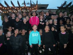 After Halloween performance at North Hills
