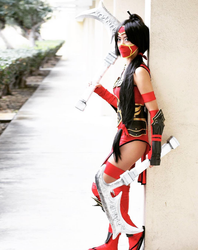 Abby P South Korea Cosplay Ambassador