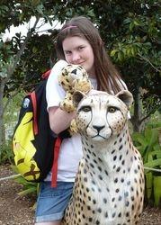 Cheetah times two