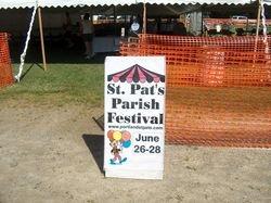 2009 Parish Festival