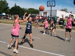 3-on-3 Basketball