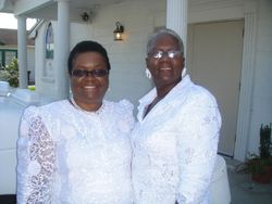 OES POWER-Sis Sharon Singleton & Sis Catharine Carter