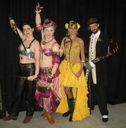 Steampunk Canada Opening Act