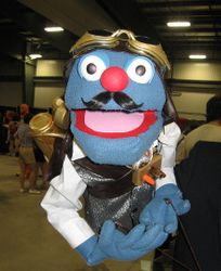 Steampunk - puppet style