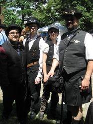 Some fine young gentlemen.