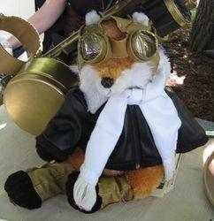TSS Mascot