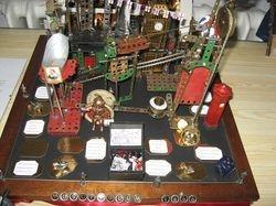 Steampunk mousetrap