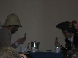 Tea dueling