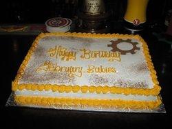 Cake for Members
