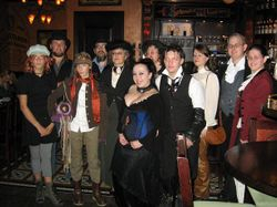Steampunk Ottawa Pub Night