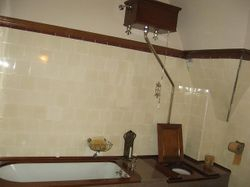 Castle bathroom