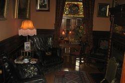 Castle smoking room