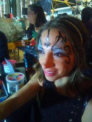 Monster Mash Fairy Tale Bash CHOA Princess face painting