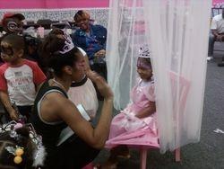 Lil Imani Princess Crowning