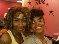 Princess Diamond and Rasheeda Tiger