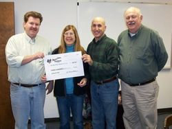 AOH Donation to SVdP