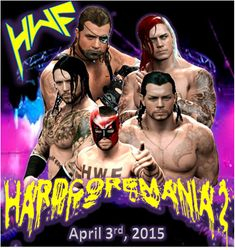 HWF HARDCORE MANIA 2