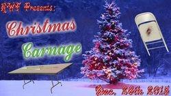 HWF Christmas Carnage 2015