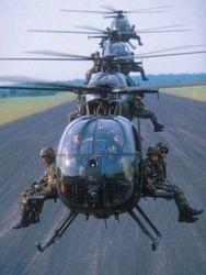 OH-6 NVG Instructor pilot