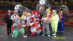Kosair Shrine Circus