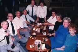 Nautical  Club group of regulars