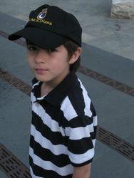 My grandson Joh In Washington DC