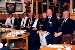 Another Nautical club group.  Sadly four of them have passed the bar