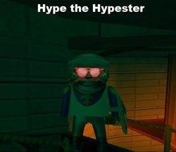 Hype the Hypester