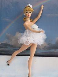Ballerina Silver tutu