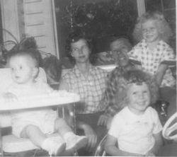 Marion F. Jenkins Family