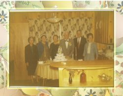 Jenkins 50th Wedding Reception