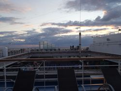 Sunset & Screwdrivers