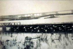 Crossing the Maas