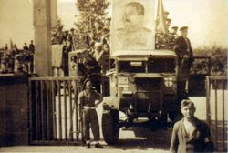 Returning Russian Prisoners