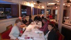 2015 BYC Feb. Cruise Key Allegro Dinner