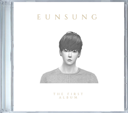 Eunsung 1st Album (1st Class Edition)