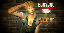 Eunsung Yoon Siff Interview