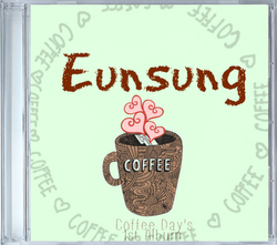 Eunsung 1st Album (Standard Edition)