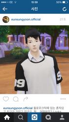 Eunsung's Instagram