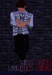 Mike Park (Teaser 1/New Member)