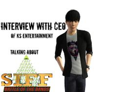 Interview with CEO